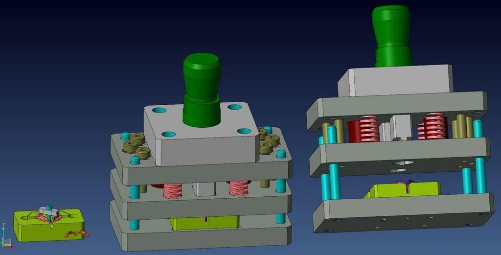 Werkzeug Musterbau 3D